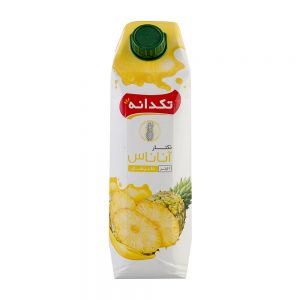 آبمیوه آناناس جمینا تکدانه