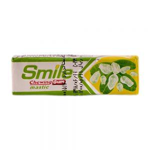 آدامس ماستیک اسمایل 12عددی شیرین عسل