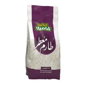 برنج ایرانی طارم معطر خالص 2.260 کیلوگرمی فامیلا