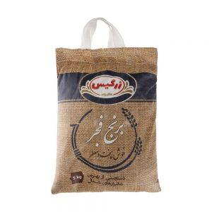 برنج ایرانی فجر 5 کیلویی زرگیس