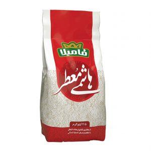 برنج ایرانی هاشمی معطر 4.5 کیلویی فامیلا
