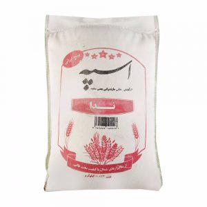 برنج ندا 10 کیلویی اسپه