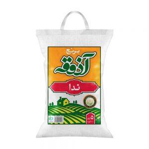 برنج ندا 5 کیلویی آذوقه