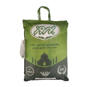 برنج هندی دانه بلند 10 کیلوگرمی 1121 بهروز