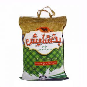 برنج هندی 10 کیلویی بخشایش