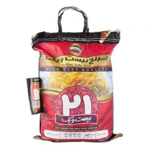 برنج هندی 10 کیلویی 21