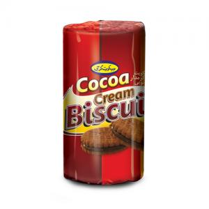 بیسکویت کرمدار کاکائویی لیوانی 135 گرمی گرجی