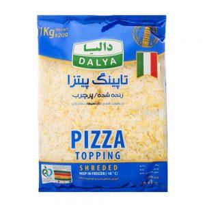 تاپینگ پیتزا رنده شده 1000 گرمی دالیا