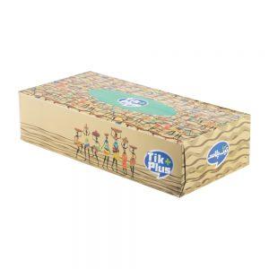 دستمال کاغذی صادراتی 200 برگ تیک پلاس