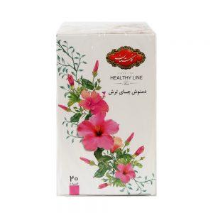 دم نوش گیاهی چای ترش 20 عددی گلستان