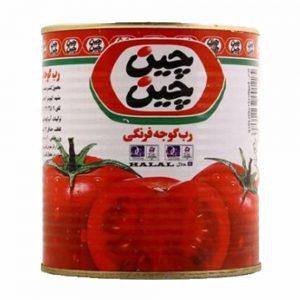 رب گوجه فرنگی آسان بازشو 800 گرمی چین چین