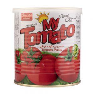 رب گوجه فرنگی آسان باز شو800 گرمی شیرین عسل