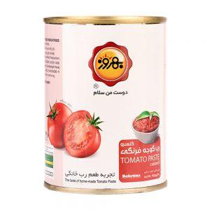 رب گوجه فرنگی 400 گرمی بهروز