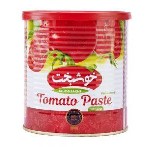 رب گوجه فرنگی 800 گرمی خوشبخت