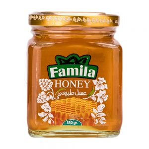 عسل 330 گرمی جدید فامیلا