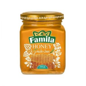 عسل 330 گرمی فامیلا
