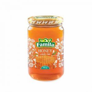 عسل 900 گرمی فامیلا