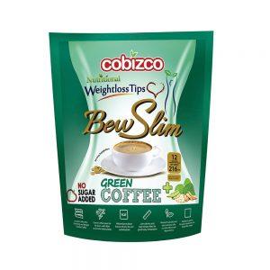 قهوه سبز- بیواسلیم 12 عددی 216 گرمی کوبیزکو