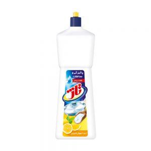 مایع ظرفشویی لیمو جوش شیرین1000گرمی تاژ