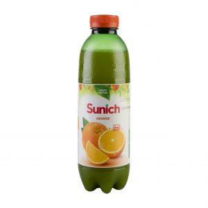 نکتار پرتغال پت سبز 750 گرمی سن ایچ