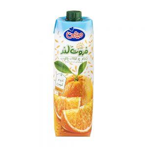 نکتار1 لیتری پرتقال پالپدارفروت لند