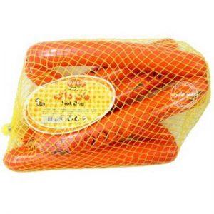 هات داگ گوشت توری 1000 گرمی کاله