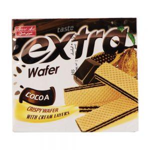 ویفر پذیرایی شکلات 32گرمی شیرین عسل