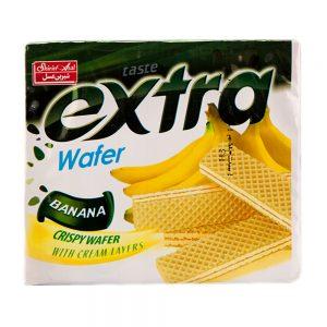 ویفر پذیرایی موز 32گرمی شیرین عسل