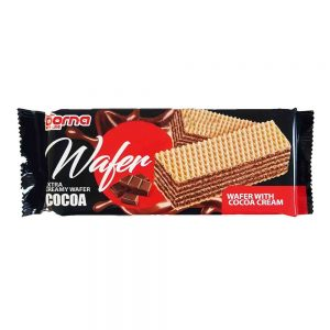 ویفر کرم کاکائو 90گرمی درنا