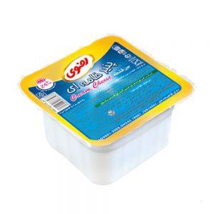 پنیر خامه ای چهارگوش 100گرمی رضوی