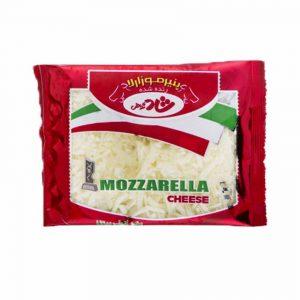 پنیر رنده شده موزارلا 180 گرمی شادنوش