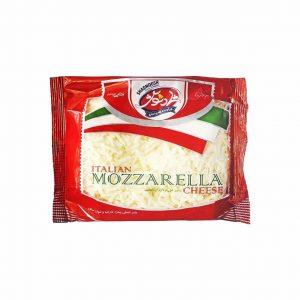 پنیر رنده شده موزارلا500 گرمی شادنوش