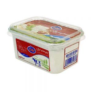 پنیر سفید نسبتا چرب ایرانی 400 گرمی میهن
