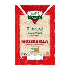پنیر موزارلا رنده شده 2000 گرمی دالیا