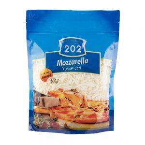 پنیر پیتزا موزارلا 500 گرمی 202