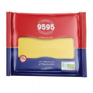 پنیر پیتزا ورقه ای 180 گرمی 9595