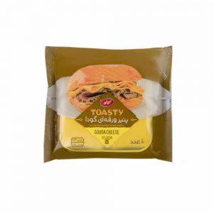 پنیر گودا ورقه ای 180 گرمی کاله