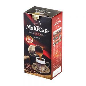 پودر قهوه ترک 100 گرمی مولتی کافه
