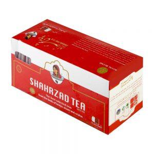 چای تی بگ رویال لفافدار 25 عددی شهرزاد
