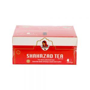 چای تی بگ رویال لفافدار 50 عددی شهرزاد