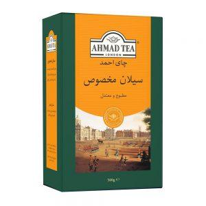 چای سیلان مخصوص 500گرمی احمد