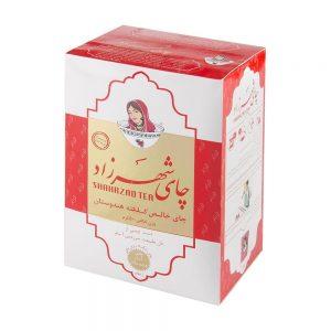 چای قرمز آسام طلاکوب 500 گرمی شهرزاد
