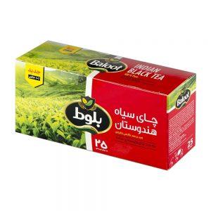 چای کیسه ای ساده بدون لفاف 25 عددی بلوط