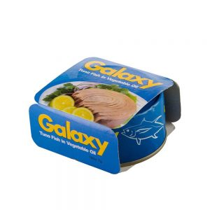 کنسرو ماهی تن 180 گرمی گالکسی