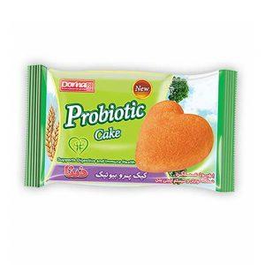 کیک پروبیوتیک درنا