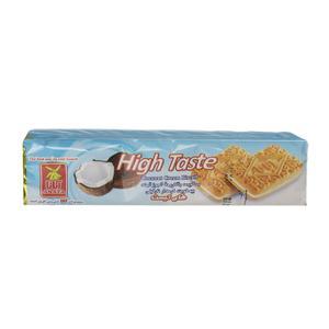 بیسکویت کرمدار طلایی نارگیلی 115 گرمی آناتا