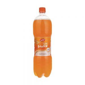 نوشابه 1.5 لیتری پرتقالی لاکیدو کاله